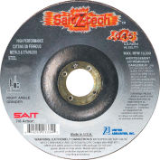 "United Abrasives - Sait 23336 Depressed Center Wheel T1 Z-TECH 6""x .045"" x 7/8"" Zirconium - Pkg Qty 50"