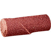 "United Abrasives - Sait 38049 Straight Cartridge Roll 3/8"" x 1-1/2"" x 1/8"" 80 Grit Aluminum Oxide - Pkg Qty 100"