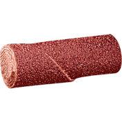 "United Abrasives - Sait 38063 Straight Cartridge Roll 1/2"" x 1"" x 1/8"" 60 Grit Aluminum Oxide - Pkg Qty 100"