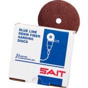 """United Abrasives - Sait 50392 7A-S Fiber Disc 5"""" x 7/8"""" 60 Grit Ceramic - Pkg Qty 200"""