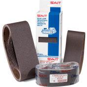 """United Abrasives - Sait 61028 Sanding Belt 1A-X 6"""" x 48"""" 80 Grit Aluminum Oxide - Pkg Qty 10"""