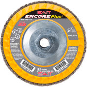 "United Abrasives - Sait 72347 Encore Flap Disc Type 29 5 "" x 5/8""-11 80 Grit Zirconium - Pkg Qty 10"