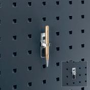 """Bott 14013063 Single Spring Clip For Perfo Panels, 1/2"""" Diameter, (Pack Of 5)"""