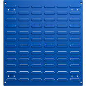 """Bott 14025147.11 Steel Toolboard, Vertical Louvered Panel, 18""""W X 20""""H"""