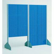 "Bott - Freestanding Toolboard, Double-Sided Perfo Panel, 39""W, 8 Panel, Add-On"