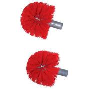 Unger® Ergo Toilet Bowl Brush Replacement - BBRHR - Pkg Qty 5
