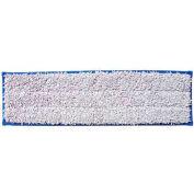 """Smartcolor™ Dust Pad 19-1/2"""" - Blue - Pkg Qty 5"""