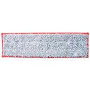 "Smartcolor™ Dust Pad 19-1/2"" - Red - Pkg Qty 5"