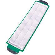 Smartcolor™ Damp Mop - Green - Pkg Qty 5