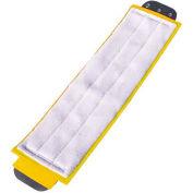 Smartcolor™ Damp Mop - Yellow - Pkg Qty 5