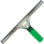 "Unger® Ergotec 22"" Stainless Steel Complete Window Squeegee - ES550"