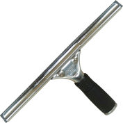 """Unger® ErgoTec® Pro Stainless Steel Squeegee Complete, 12"""" - PR300"""