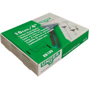 """Unger® 4"""" Stainless Steel Replacement Blades, 10 Pack - RB100"""