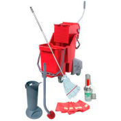 Daily Restroom Cleaning Starter Kit
