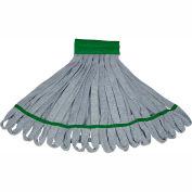 Unger SmartColor™ RoughMop String Mop, Green - ST380 - Pkg Qty 5