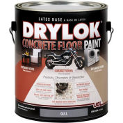 DRYLOK® Concrete Floor Paint Gull Gallon