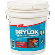 DRYLOK Waterproofer Latex Base, White 5 Gallon Pail - 27515
