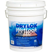 DRYLOK® Latex Base WetLook High Gloss Sealer 5 Gallon