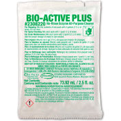 Stearns Bio-Active Plus Floor Cleaner - 2.5 oz Packs, 72 Packs/Case - 2308220