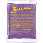 Stearns Superlosa Lavender Neutral Cleaner - 2 oz Packs, 72 Packs/Case - 2397221