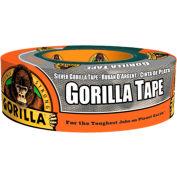 "Gorilla Silver Duct Tape, 1.88"" x 35 yd. - Pkg Qty 6"