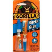 Gorilla Super Glue, 3 Grams - 2 Per Pack - Pkg Qty 6