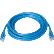 C2G® 10-ft. CAT6 Snagless Unshielded Ethernet Network Patch Cable, Blue