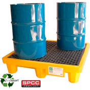 UltraTech Ultra-Spill Pallet P4 1000 with No Drain