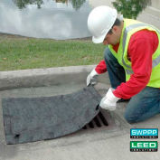 """Ultra-Inlet Guard ®  Curb-Style  24"""" X 24"""""""
