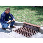 "Ultra-Drain Guard ®  Curb-Insert Style  Oil & Sediment Model For Curb Inlets 24"" - 42"""