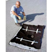 """Ultra-Drain Guard ®  Retainers ®  For Catch Basins From 22"""" - 36""""  Set Of 2"""
