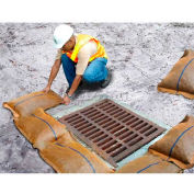 """Ultra-Gravel Bag ®  Roll Form  Orange  Continuous Roll  19"""" X 250 Yards"""