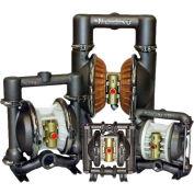 "NOMAD 40-88965 1 1/2"" TRANS-FLO AODD Pump, 316SS with Garlock PTFE/Neoprene Diaphragms & FNPT Ports"