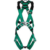 V-FORM™ 10197198 Harness, Back D-Ring, Qwik-Fit Leg Straps, Super Extra Large