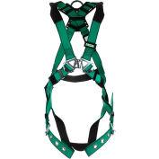 V-FORM™ 10197201 Harness, Back D-Ring, Tongue Buckle Leg Straps, Super Extra Large