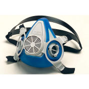 MSA Advantage® 200LS Half-Mask Respirator, Large, 815700