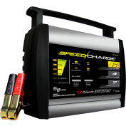 Schumacher Battery Charger, 6/3 Amp, Automatic, 6/12V - SC1357
