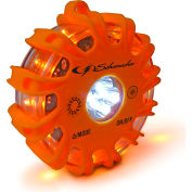 Schumacher Electric LED Road Flare Warning Light, Battery Operated - SL160