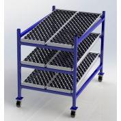 """UNEX Flow Cell Mobile Gravity Rack 36""""W x 60""""D x 54""""H"""