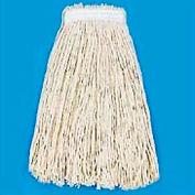 #20 Value Standard Cut-End Wet Mop Head, White 1/Pack - BWK2020CEA