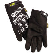 Mechanix Wear® 484-MG-05-012 Original Gloves, 1 Pair, Black, 2XL