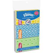 Kleenex® Facial Tissue Pocket Packs, 3-Ply, 36 Packs/Carton - 11976