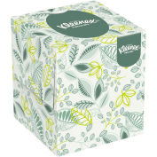 Kleenex® Naturals Facial Tissue, 2-Ply, White, 95/Box, 36/Case - 21272