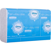 Kleenex® Ultra Soft Multi-Fold Towels, 2-Ply, 9-1/4 x 9-1/2, 150/Pack, 16 Pack/CT - 43752