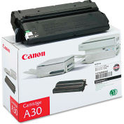 Canon® A30 (A-30) Toner, 3000 Page-Yield, Black, OEM