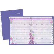 AT-A-GLANCE® Beautiful Day Monthly Planner, 11 x 8.5, Purple, 2022