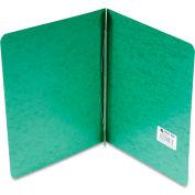 "ACCO Presstex Report Cover, Prong Clip, Letter, 3"" Capacity, Dark Green"