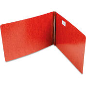 "ACCO Pressboard Report Cover, Prong Clip, 11 x 17, 3"" Capacity, Red"