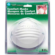 BodyGear 13259 BodyGear Dust Mask, Package of 5