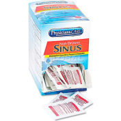 PhysiciansCare 90087 Sinus Decongestant  Congestion Medication, 50 Doses, 10mg